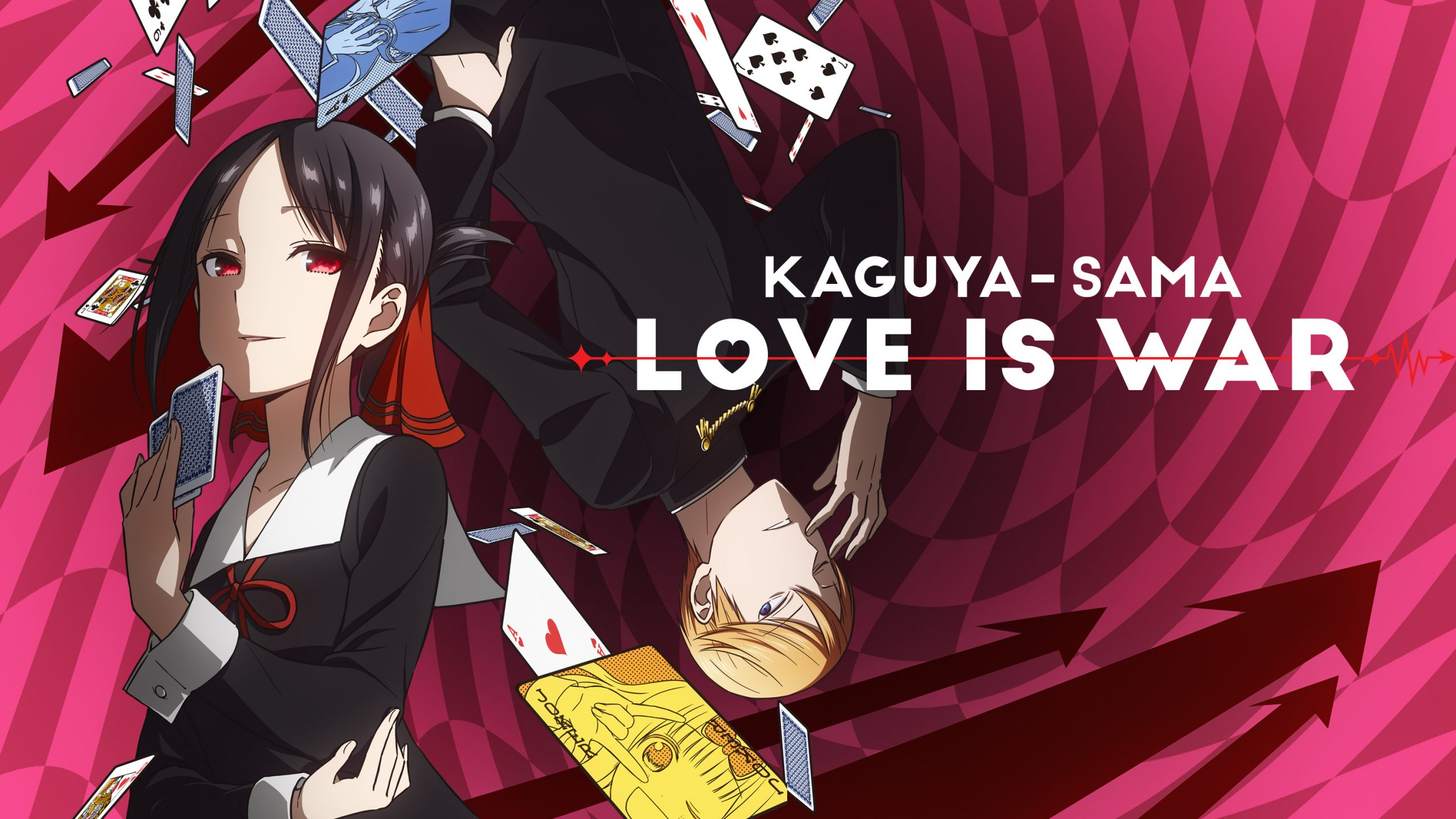 Love is War Kaguya Sama Capsule Figure Kaguya